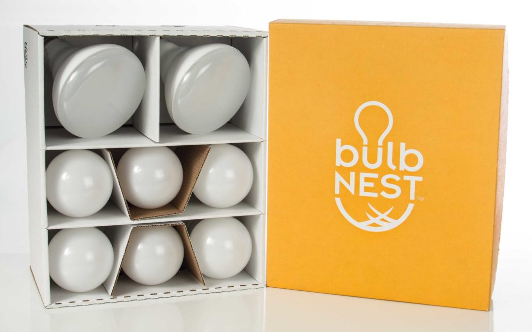 Keep Bulbs Handy & Organized