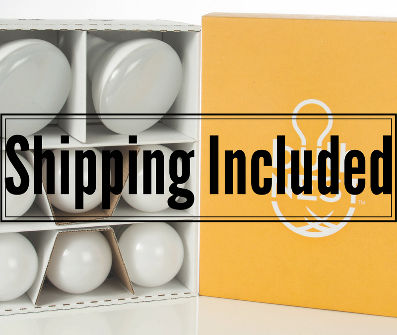 Shipping Included on all Orders!