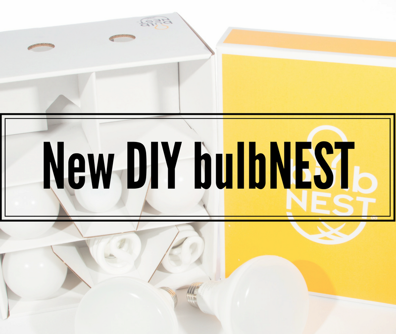 Our New DIY bulbNEST
